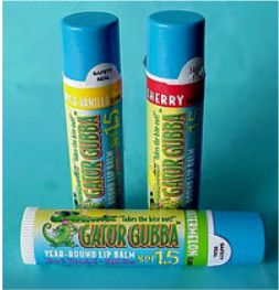 Gator Gubba SPF 15 Lip Balm - Click Image to Close